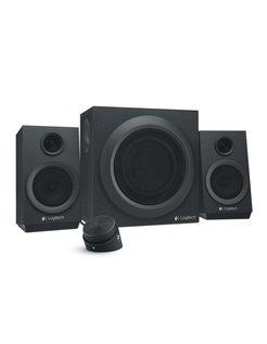 Z333 2.1kanalen 40W Zwart luidspreker set