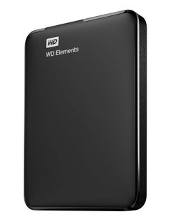 WD Elements Portable externe harde schijf 4000 GB Zwart