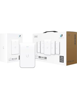 UniFi AC In-Wall Access Point WiFi 5-Pack