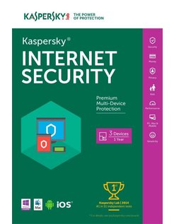 Internet Security MD 3 User DVD Retail Multi-Langu