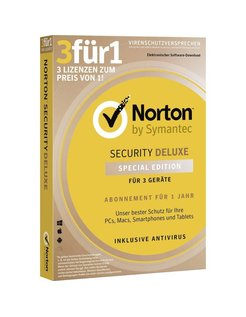 Norton Internet Security 3.0 1 User 3 devices Multi