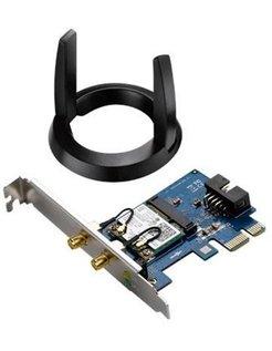 PCE-AC55BT WiFi-AC (2,4+5GHz) max. 1,167Gbps, PCI-e 2.0