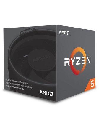 AMD RYZEN 5 2600 wraith box