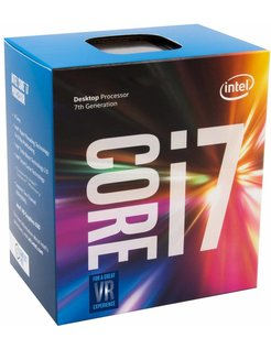 Core i7-7700 processor 3,6 GHz Box 8 MB Smart Cache
