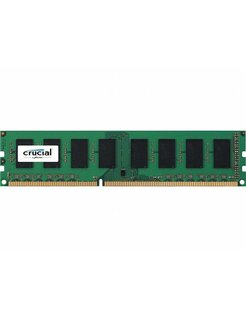 8192MB (8GB) DDR3/1600  (Low volt.)