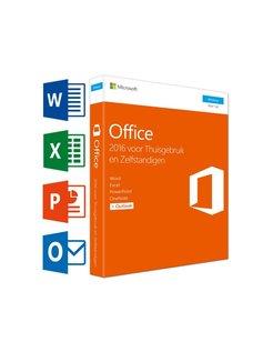 Office 2016 Thuisgebruik en Zelfstandigen NL