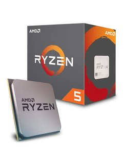 Ryzen 5 1400 3.2GHz 8MB L3 Box processor