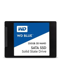 Blue 3D 250 GB SATA III 2.5""