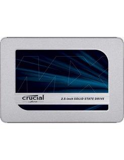 """MX500 1000GB 2.5"""" SATA III"""