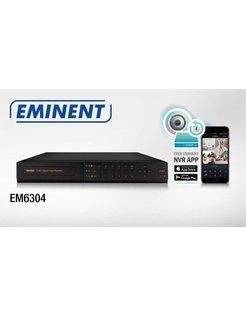 EM6304 Netwerk Video Recorder (NVR) Zwart