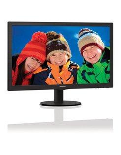 TFT  23.6Inch 243V5LHAB / F-HD / DVI / HDMI / SPK