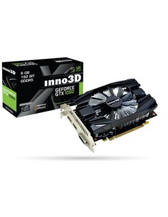 VGA  GeForce GTX 1060 6GB