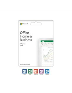 Office 2019 Home & Business Volledig 1 licentie(s) Engels