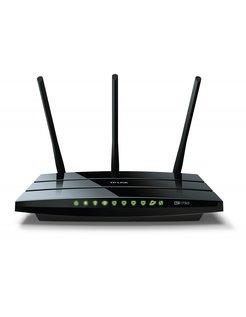 TP-LINK Archer C7 Wi-Fi Ethernet LAN Dual-band Zwart