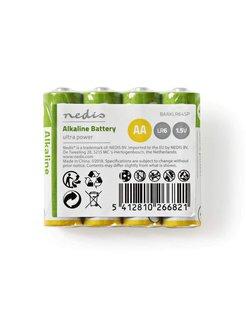 Oem Alkaline AA Batterij (4stuks)