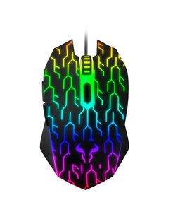 Uruz Z5 RGB Opt. 4000 DPI Gaming Mouse Multicolor