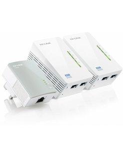 WPA4220TKIT AV500 WiFi Powerline Extender 300MbpsKIT