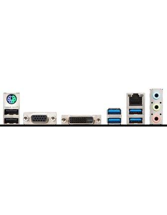 MSI MB  B360m PRO-VD / 1151 8th comp / m.2 /  mATX