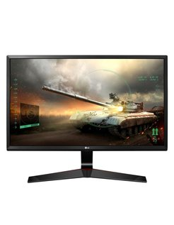 "24MP59G computer monitor 61 cm (24"") Full HD LED Flat Zwart"