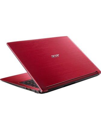 Acer Asp 15.6 HD / i3-7020U / 4GB / 240GB / W10 / ROCCO RED