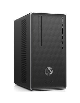 Hewlett Packard HP Pav. 590 Desk G5400  / 8GB / 128GB+1TB / GTX1050 / W10