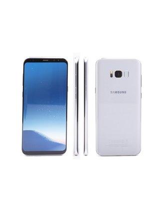 Samsung Galaxy S8+ Smartphone 6.2 64GB Silver RFS (refurbished)