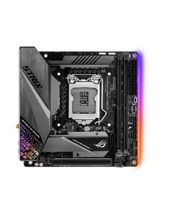 ASUS ROG STRIX Z390-I GAMING moederbord LGA 1151 (Socket H4) Mini ITX Intel Z390