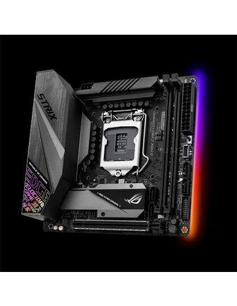 Asus MB  ROG Strix Z390-I Gaming / 8th gen comp / HDMI /m-ITX