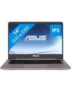 ASUS UX410UA 14.0 / i7-8550u / 8GB / 256GB SSD / W10 / Renew (refurbished)