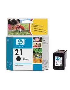 HP No. 21 Zwart Inkt C9351AE ABE