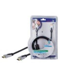 HQ HOGE KWALITEIT HIGH SPEED HDMI®-KABEL HQSS5550/1.5