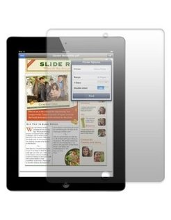 Displayfolie Guard (Clear) voor Apple iPad2