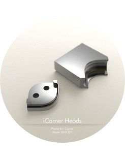 gTool iCorner Tool Head voor iPhone 6 - GH1227