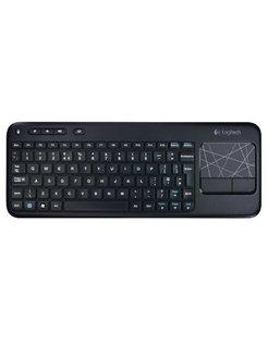 Logitech Wireless Touch Keyboard - K400