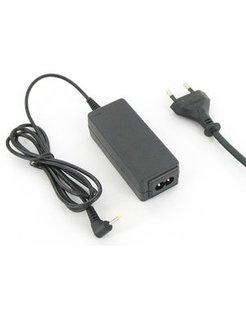 Netbook AC Adapter 40W Zwart voor Asus Eee PC