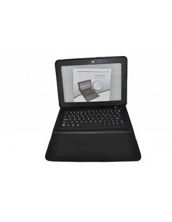 10.1 inch Sleeve met Bluetooth toetsenbord voor Samsung Galaxy Tab 2 P5100-Black [SP5100KB]