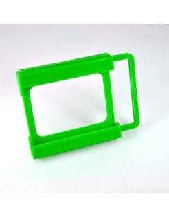 Kunststof Bracket voor 2.5i SSD naar 3.5i Bay [PC35-25]