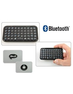 Ultra Mini Bluetooth Toetsenbord v2.0 [TKB-1020]