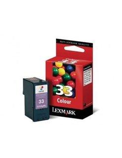 Lexmark 33 Kleur 18CX033E