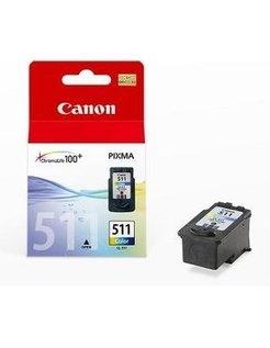 Ink Canon CL-511 Color SC CAN1264
