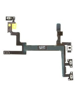 iPhone 5 Audio Control and Power Button Flex Cable MT7690577 P0113145