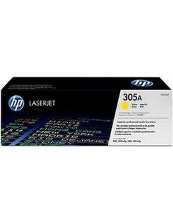 HP Toner cartridge 305A yellow for ColorLaserJet 300/400 series