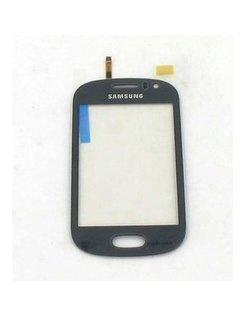Digitizer Touchscreen (Blue) voor Samsung Galaxy Fame S6810