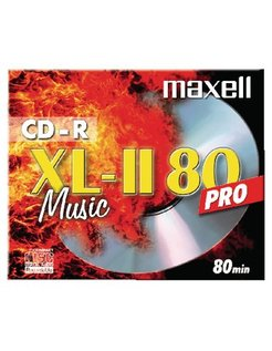 MAXELL AUDIO CD-R 700 MB