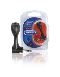 Bandridge Mini Microfoon voor Notebook BHM100