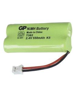 GP Batterij T382 Gigaset A120/A140/A160/A240/A245