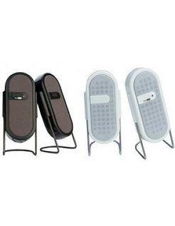 Techsolo Mini Stereo USB Speakers TL-2020 Zwart/Wit