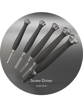 gTool gTool ESD Schroevendraaier Set - SDAK-01