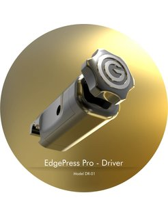 gTool EdgePress Pro Driver Zonder Tool Heads DR-01