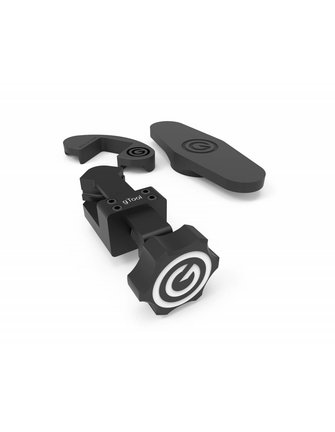 gTool gTool iCorner Pro 2 - ALL-IN-ONE 12 Piece Pro Case - 12 Piece HeadSet - IC-02